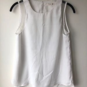 Tops - Preowned sleeveless blouse top
